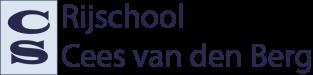 Rijschool Cees van den Berg logo